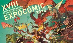 Expocómic 2015 cierra puertas con más de 32.000 visitantes