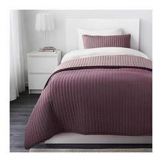 KARIT Copriletto e fodera per cuscino - 180x280/40x65 cm - IKEA