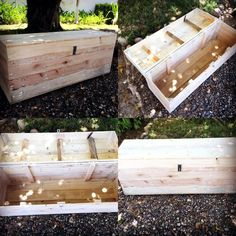 awesome pallet trunk