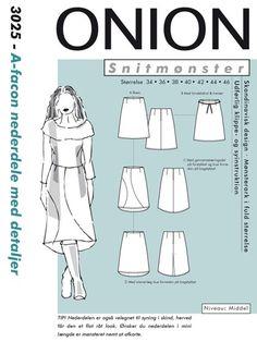 Snitmønster, A-facon nederdele med detaljer Facon, Silhouette Cameo, Memes, Mini, Patterns, Design, Block Prints, Meme