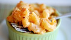 Mac & Cheese with Lobster & Bacon - how could that be anything but glorious!?  #macandcheese