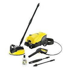 Karcher Compact Home Pressure Washer Bundle Compact, Lightweight & User Friendly - The Karcher Compact Home &nbspProviding an energy efficient, powerful cleaning solution, the Compact&nbspHom Home Cleaning Equipment, Car Cleaning, Childrens Outdoor Toys, Washer Cleaner, Ideal Tools, Wooden Decks, Professional Cleaning, Small Storage, Water Tank