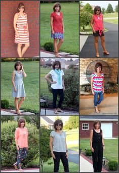 31 Days of Summer Fashion #fashionforwomenover40 #summerfashion