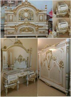 Modern Walk In Closet Designs Bedroom Furniture Design, Luxurious Bedrooms, Luxury Furniture, Victorian Style Furniture, Bedroom Furniture Uk, Victorian Bedroom, Royal Furniture, Bedroom Set, Victorian Furniture