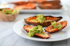 Sweet Potato Skins (1)