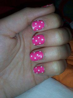 my girly #nails DIY