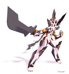 Giant Blade by =TysonTan on deviantART