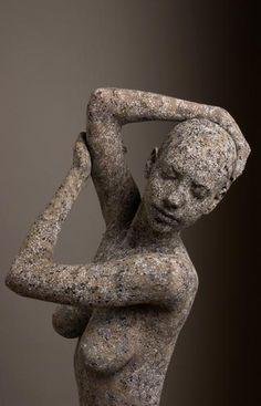 living statue - texture
