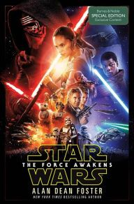 Title: The Force Awakens (Star Wars) (B&N Exclusive Edition), Author: Alan Dean Foster