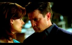 "CASTLE: ""Do I look like a killer to you?"" BECKETT: ""Yes, you kill my patience."""
