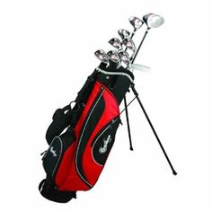 Confidence Golf ESP Mens Graphite & Steel Hybrid Club Set + Stand Bag by Golf Outlets of America, Inc. Golf Club Sets, Golf Clubs, Golf With Friends, Golf Etiquette, Discount Golf, Golf Quotes, Golf Sayings, Golf Player, Hole In One