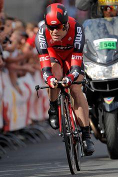 Le Tour de France 2012 Prologue - Cadel Evans, BMC
