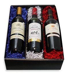 Vive la France - Preisgekrönte Rotweine von Bull + Bear.  Eine Geschenkidee von https://Geschenkling.de - Immer rechtzeitig passende Geschenkideen für deine Familie, Freunde und Kollegen.