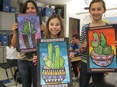 5th graders thought about the vocab word genre and considered the multiple genres that are used in art history. We created out own stilll...