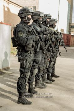 Élite Policial Ruso