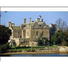 Beaulieu Abbey, given by King Henry VIII to the Montagu family during the 16th century
