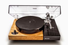Mono and Stereo High-End Audio Magazine: WE Audio systems turntable NEW