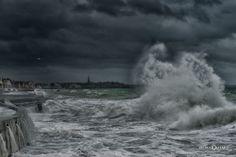 Saint Malo Grandes marées 2014