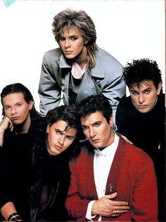 Nick Rhodes, Simon Le Bon, John Taylor, Teenage Years, Lady Diana, Beautiful One, Celebs, Celebrities, Great Bands