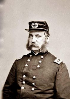 John Gray Foster (1823-74) New Hampshire   USMA Class of 1846. A postbellum expert in underwater demolition, he wrote the definitive treatise on the subject in 1869.