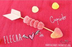 Flecha de Cupido para San Valentin
