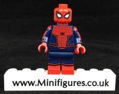 Lego Spiderman, Lego Marvel, Man Suit, Lego Building, 10th Birthday, Lego City, Marvel Universe, Legos, Minecraft