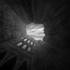 Surreal Photo Manipulation of Isolated Landscapes - My Modern Metropolis Polish photographer Darius Klimczak