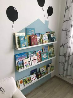 Toddler Rooms, Baby Boy Rooms, Baby Bedroom, Baby Room Decor, Kids Bedroom Designs, Baby Room Design, Kids Corner, Kids Decor, Girl Room