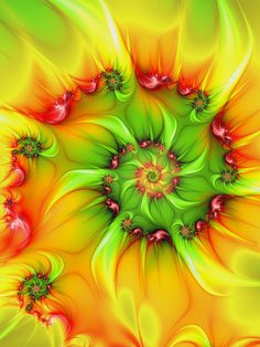 I Like It Natural And Colorful...Always On Earth And Beyond !... http://samissomarspace.wordpress.com
