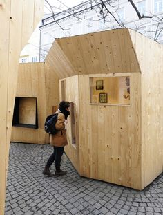 Galeria de MM1 - Sala para Exposições de Arte Contemporânea / Rintala Eggertsson Architects - 5