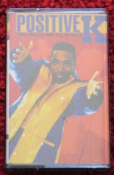 #PositiveK – The Skills Dat Pay Da Bills Tape Cassette #HipHop #ebay