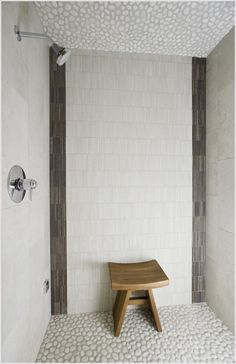 Shower Stalls With A Bench