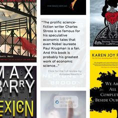 Best books of 2013 as recommended by @Nicole Richings - haven't read ANY of these! yayaya i needed some new stuff
