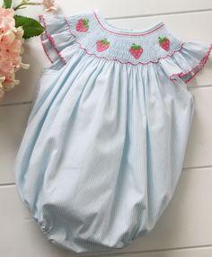 b8d8f4636 39 Best Smocked Baby Dresses images