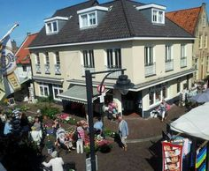 Marktdag dinsdag Ouddorp