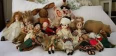 I have been collecting dolls