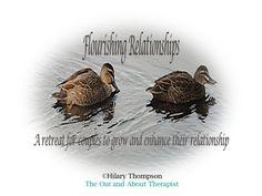 flourishing-relationships-retreat-for-couples by Hilary Thompson via Slideshare