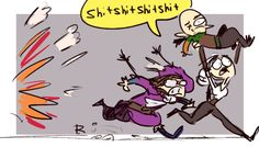 The Witcher 3, doodles 141 by Ayej.deviantart.com on @DeviantArt