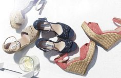 3 Must have shoes for the summer