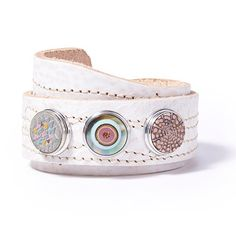 NOOSA Amsterdam Stitched Armband   Bestel online bij BIJ'TIJ shop