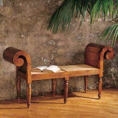 West Indies Settee