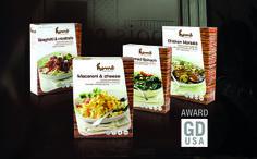 : : Home Cuisine (US) / USA Graphic Design Award 2009