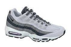 #Nike Air Max 95 Grey #sneakers