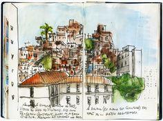Eduardo Salavisa   #sketchbook   Rio de janeiro
