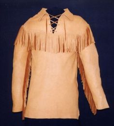 How To Make Buckskin Clothes Published on March 17, 2014 by AmyAdd to Favorites ?