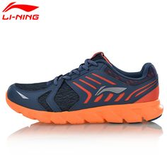Good Value $42.21, Buy Li-Ning Men LN ARC Element Running Shoes Light Weight LiNing Sports Shoes Wearable Cushion Sneakers ARHM023 XYP551