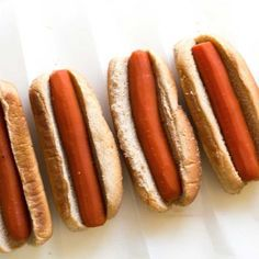 Easy Carrot Dogs are ready to eat in just 30 minutes! This plant-based alternative to hot dogs is surprisingly tasty and so simple to make. Raw Vegan Dinners, Vegan Dinner Recipes, Delicious Vegan Recipes, Vegetarian Recipes, Tasty, Vegetarian Grilling, Hot Dog Recipes, Dog Treat Recipes, Whole Food Recipes
