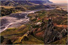Porsmörk, Island