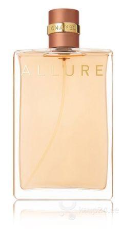Parfüümvesi Chanel Allure EDP naistele 100 ml hind ja info   Naiste lõhnad   kaup24.ee