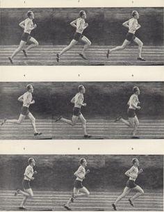 Emil Zatopek.   impressive runner, unbelievable man.